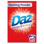 Daz Regular Washing Powder 80 Wash