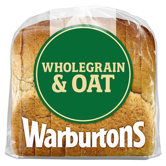 MORRISONS > Bakery > Warburtons Wholegrain & Oat