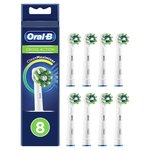 Oral-B Power Refills Cross Action