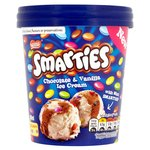 Smarties Ice Cream