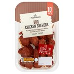 Morrisons 10 BBQ Chicken Skewers