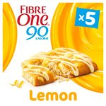 Fibre One 90 Calorie Lemon Drizzle Bars