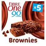Fibre One 90 Calorie Chocolate Fudge Brownie Bars