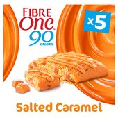 Fibre One 90 Calorie Salted Caramel Bars