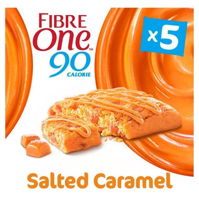 Fibre One 90 Calorie Salted Caramel Bars