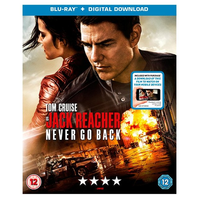 Jack Reacher Never Go Back Blu-Ray (12)