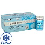 Fever Tree Mediterranean Tonic. Delivered Chilled