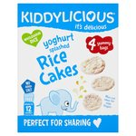 Kiddylicious Yogurt Splashed Rice Cakes