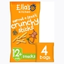 Ella'S Kitchen Carrot & Lentil Crunchy Sticks From 12 Mths 4 Bags