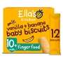 Ella'S Kitchen Grab Me Baby Biscuits Vanilla & Banana