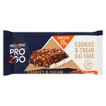 Sci-Mx Pro 2 Go Cookies & Cream Oat Bake