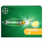 Berocca Mango Energy Vitamin Tablets