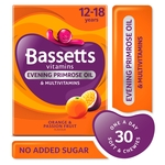 Bassetts 12-18 Years Multi Vitamins Orange & Passionfruit