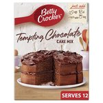 Betty Crocker Tempting Chocolate Cake Mix