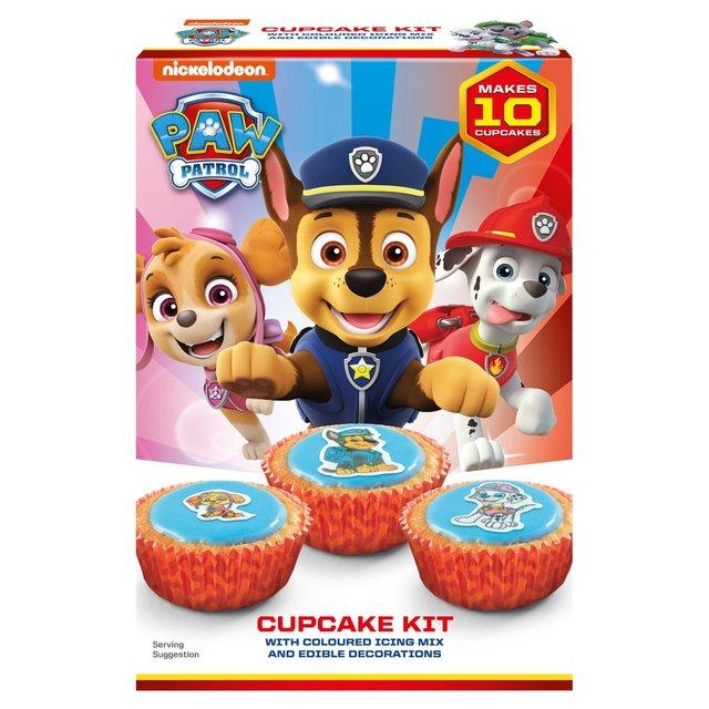 Paw Patrol Cupcake Kit