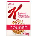 Kellogg's Special K Nourish Cranberry & Apple