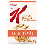 Kellogg's Special K Nourish Hazelnuts, Almonds And Pumpkin Seeds