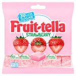 Fruit-Tella Strawberry 30% Less Sugar