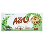 Aero Bubbly Peppermint Chocolate Sharing Bar