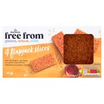 Morrisons Free From Flapjack
