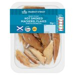 Morrisons Hot Smoked Mackerel Flakes