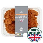 Morrisons  Buttermilk Breaded Chicken Thigh Fillets