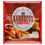 Morrisons BBQ Coated Chicken Strips