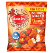 Birds Eye 22 Whole Grain Chicken Nuggets