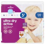 Nutmeg Ultra Dry Active Size 5+
