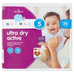 Nutmeg Ultra Dry Active Size 5