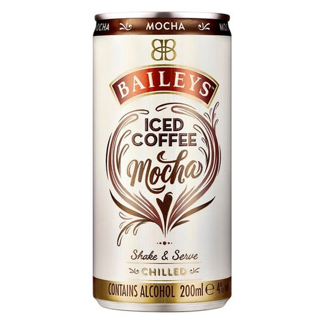 Baileys Iced Coffee Mocha