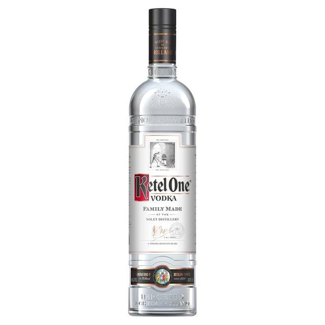 morrisons ketel one vodka 70cl product information. Black Bedroom Furniture Sets. Home Design Ideas