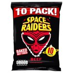 Space Raiders 10 Pack Beef
