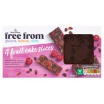 Morrisons Free From Fruit Cake