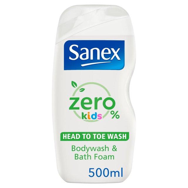Sanex Zero% Kids Body Wash