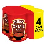 Heinz Classic Oxtail Soup 4 Pack