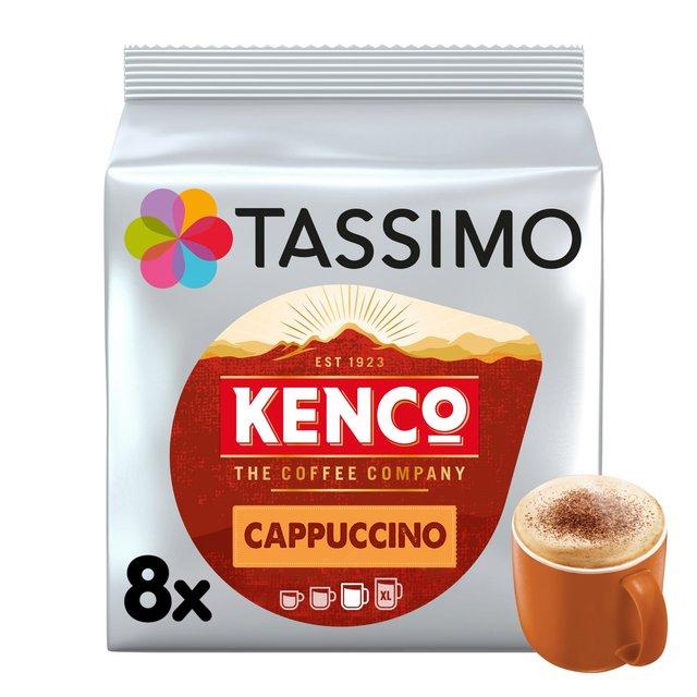 Morrisons: Tassimo Kenco Cappuccino Coffee Pods 8s 260g