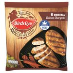 Birds Eye Original Chicken Chargrills 6 Pack
