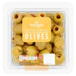 Morrisons Chipotle Chilli Olives
