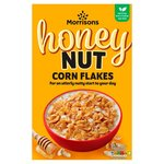 Morrisons Honey Nut Corn Flakes