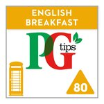 Pg Tips Tea English Breakfast 80s