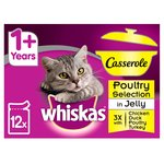 Whiskas Casserole 1+ Years Poultry