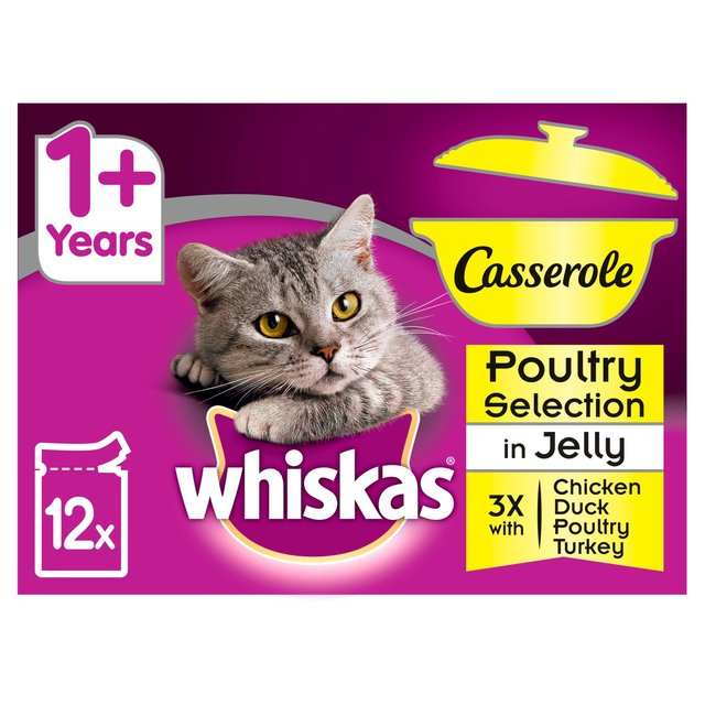 Delicious Brand Cat Food