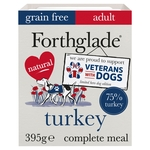 Forthglade Grain Free Adult Naturla Turkey