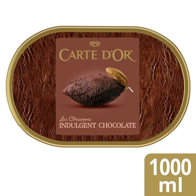 Carte D Or Chocolate Ice Cream