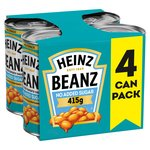 Heinz Beanz No Added Sugar Multipack