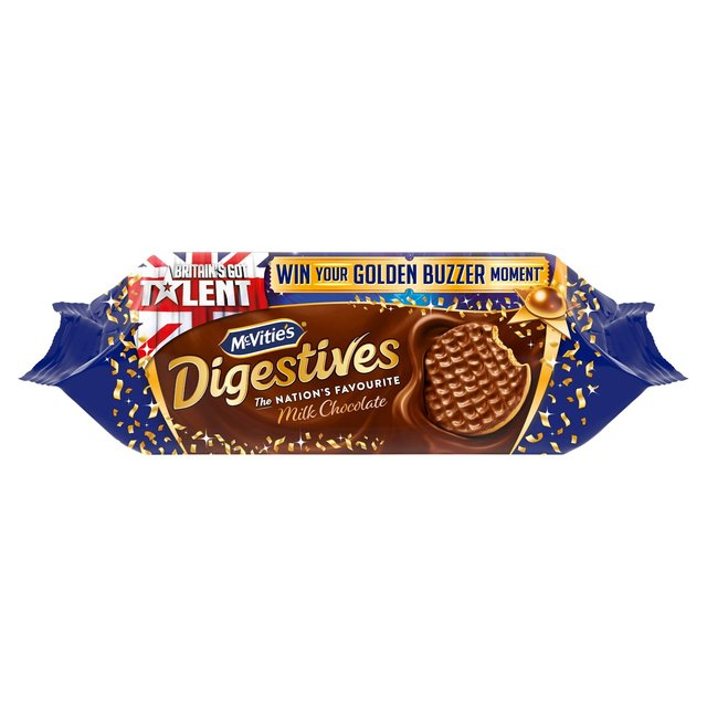 Mc Vities Digestives Milk Chocolate