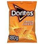 Doritos Tangy Cheese Tortilla Chips 180g