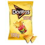 Doritos Lightly Salted Tortilla Chips 180g