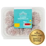 Morrisons Market St Mini Snowballs